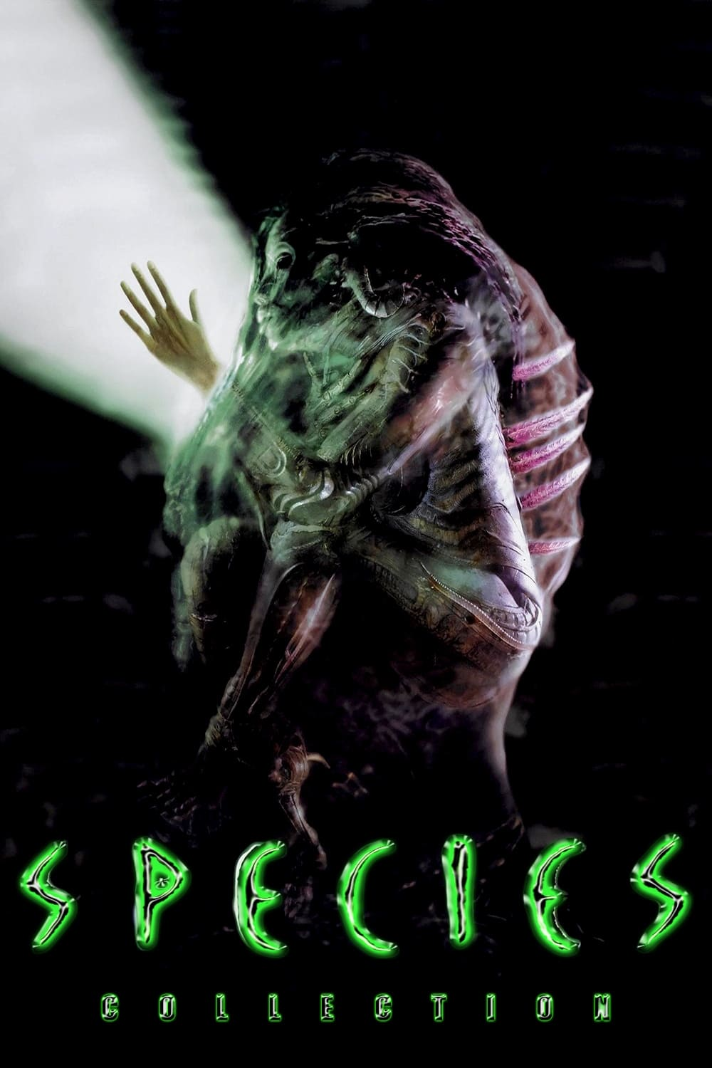 all movies from species collection saga are on moviesfilm