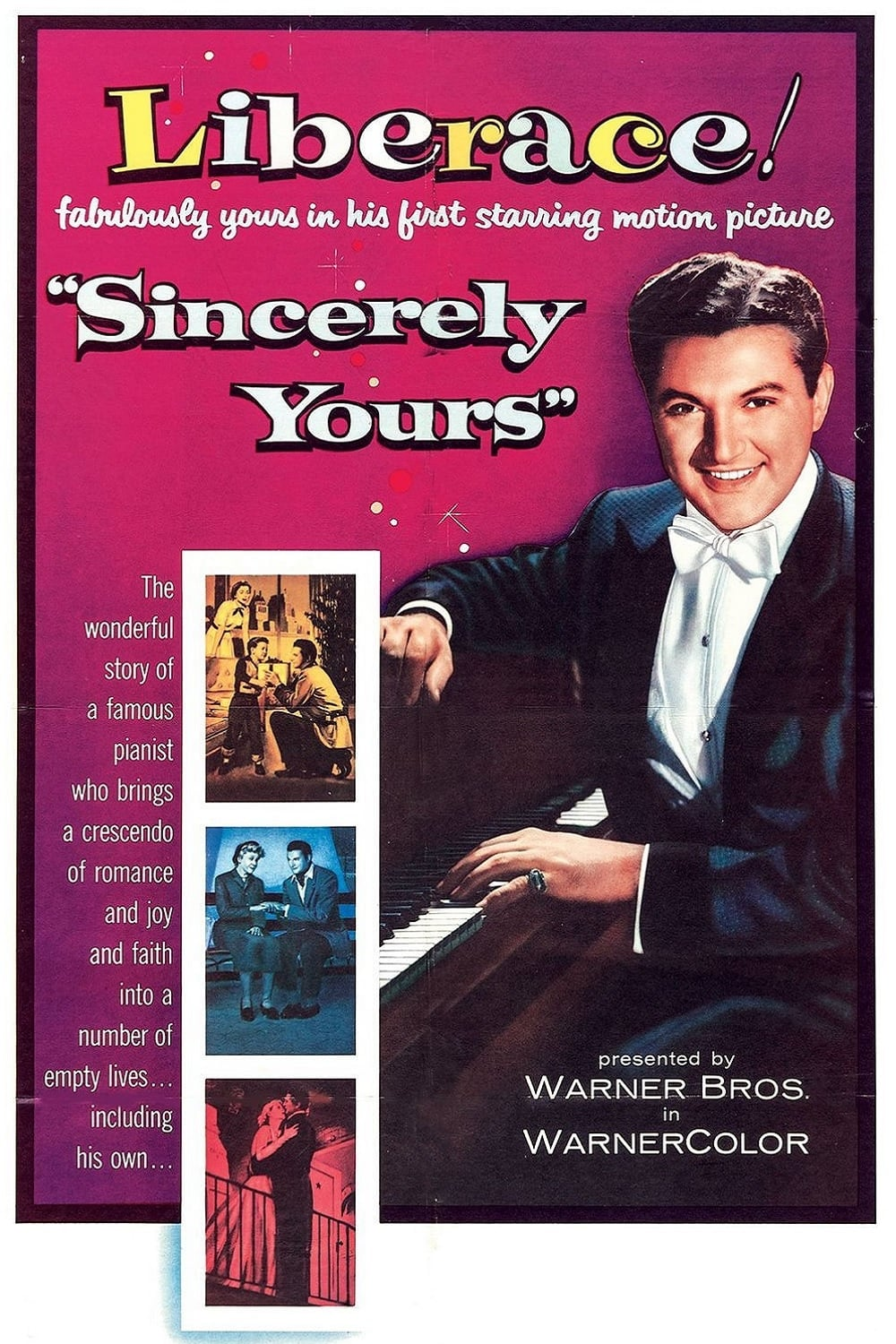 Sincerely Yours poster