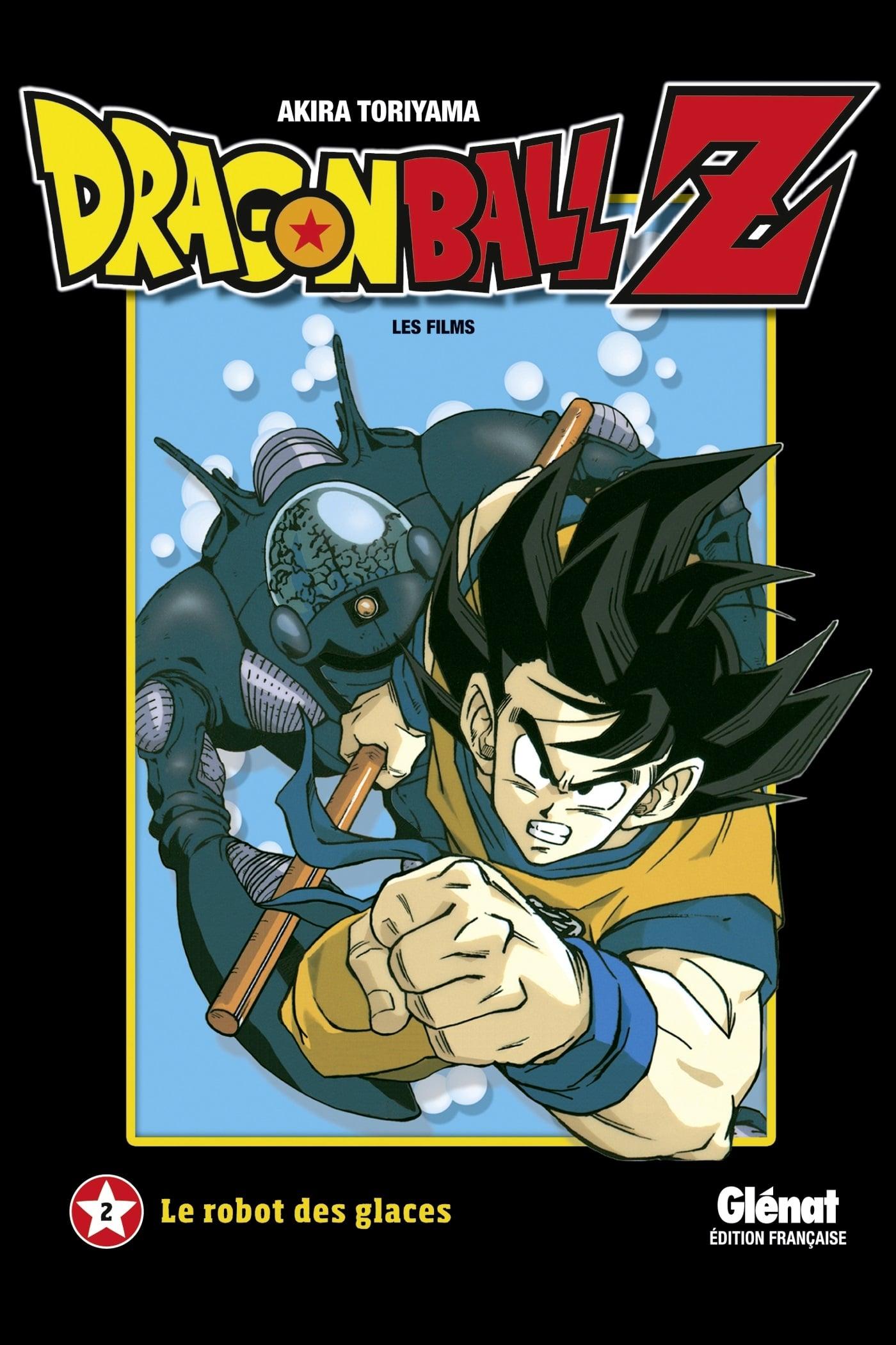 Dragon Ball Z - Le Robot des Glaces