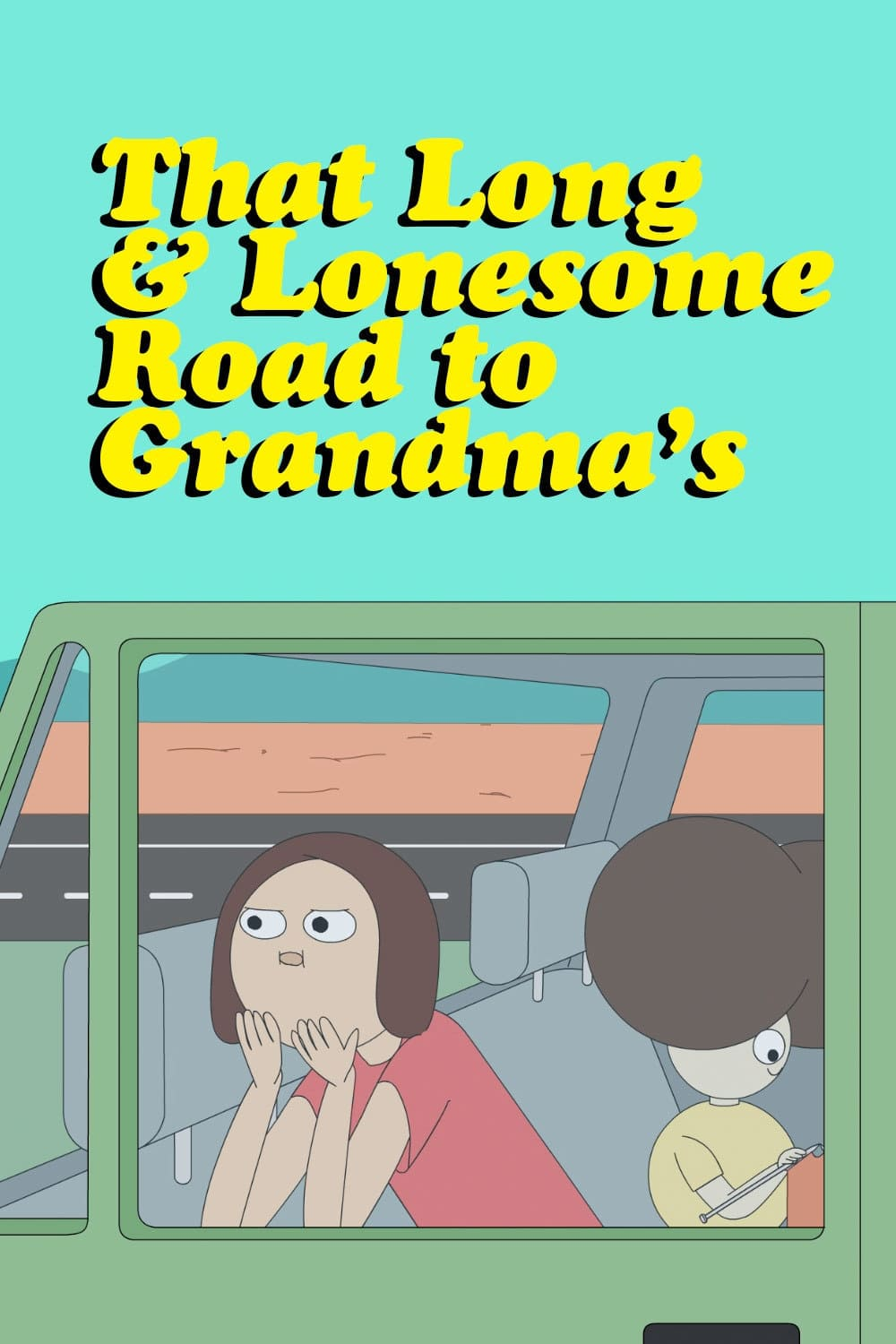 Ver That Long & Lonesome Road to Grandma's Online HD Español ()