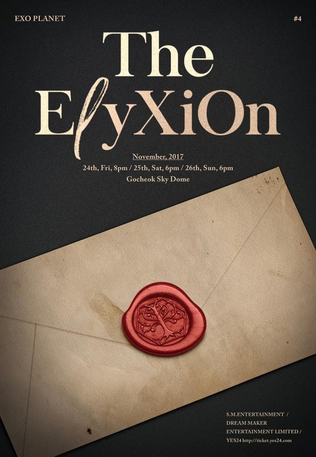 EXO Planet #4 The EℓyXiOn In Seoul