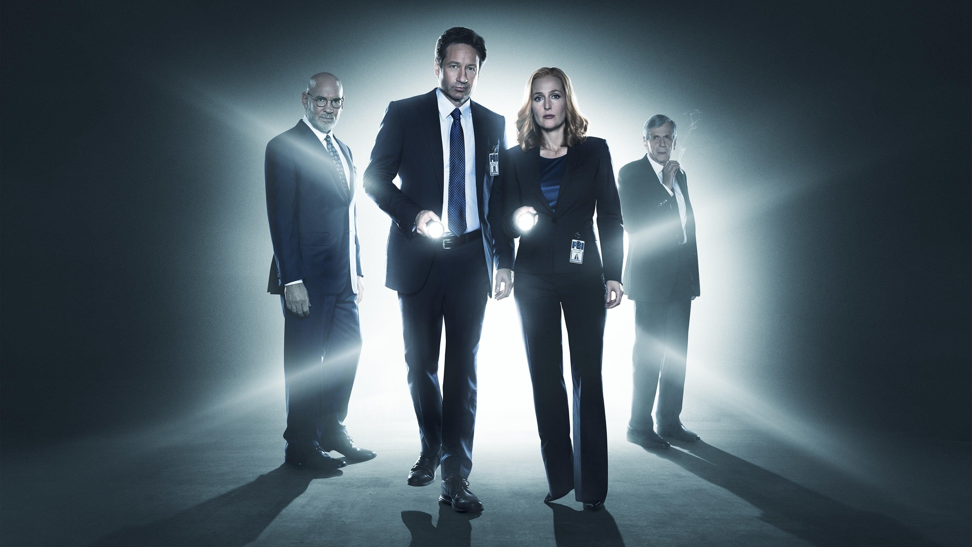 The X Files vanaf juli te zien bij Amazon