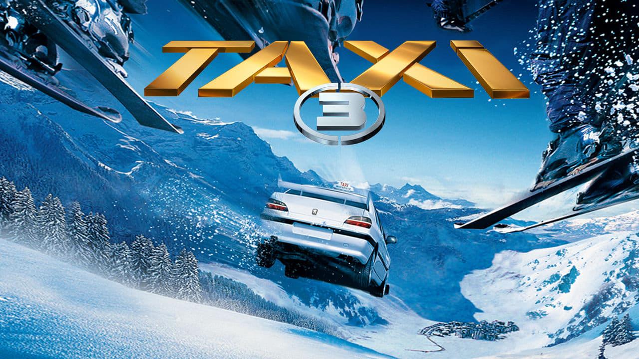 Taxi 3 Movie