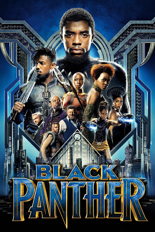 Póster Black Panther