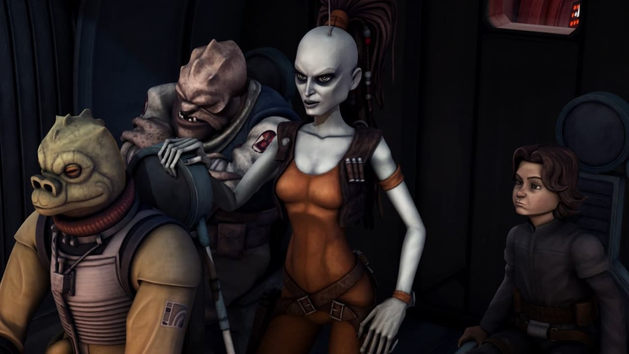 Star Wars: The Clone Wars - Season 2 Episode 22 : Lethal Trackdown