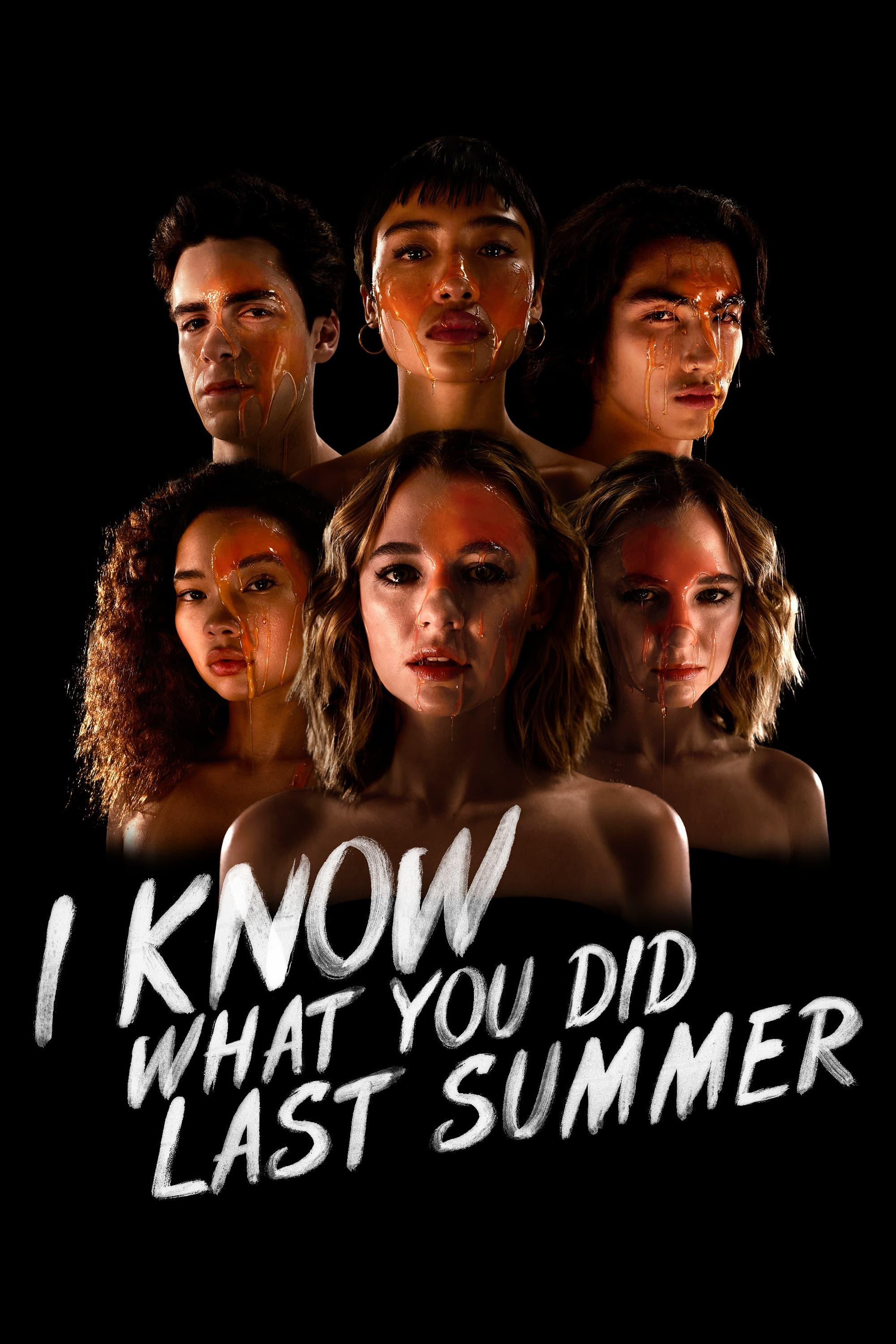 I Know What You Did Last Summer TV Shows About Based On Novel Or Book