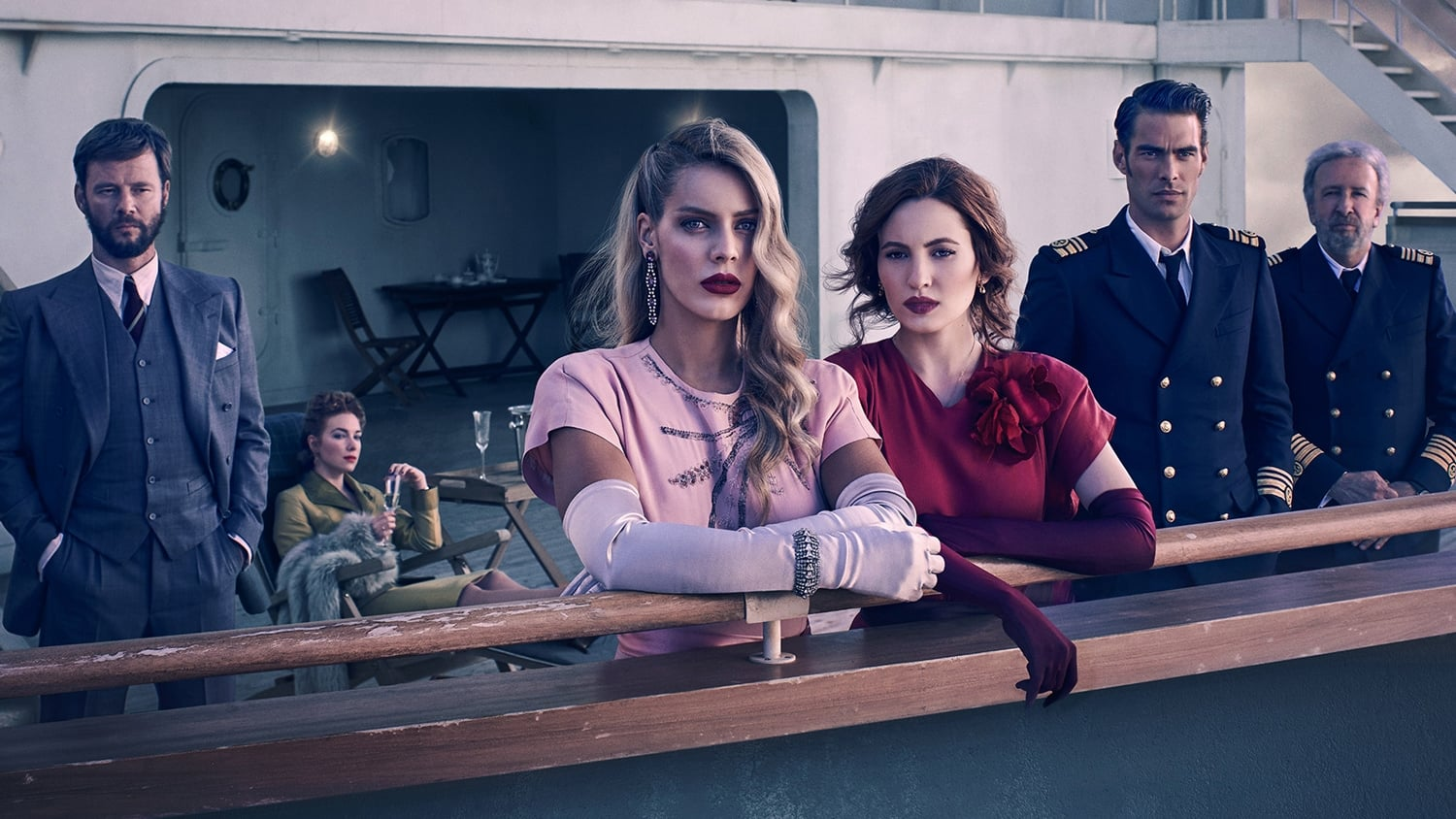 Third season Alta Mar to premiere in early August