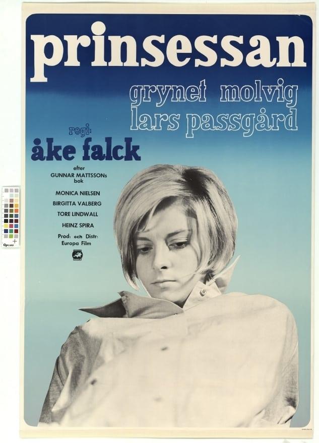 Ver Prinsessan Online HD Español (1966)