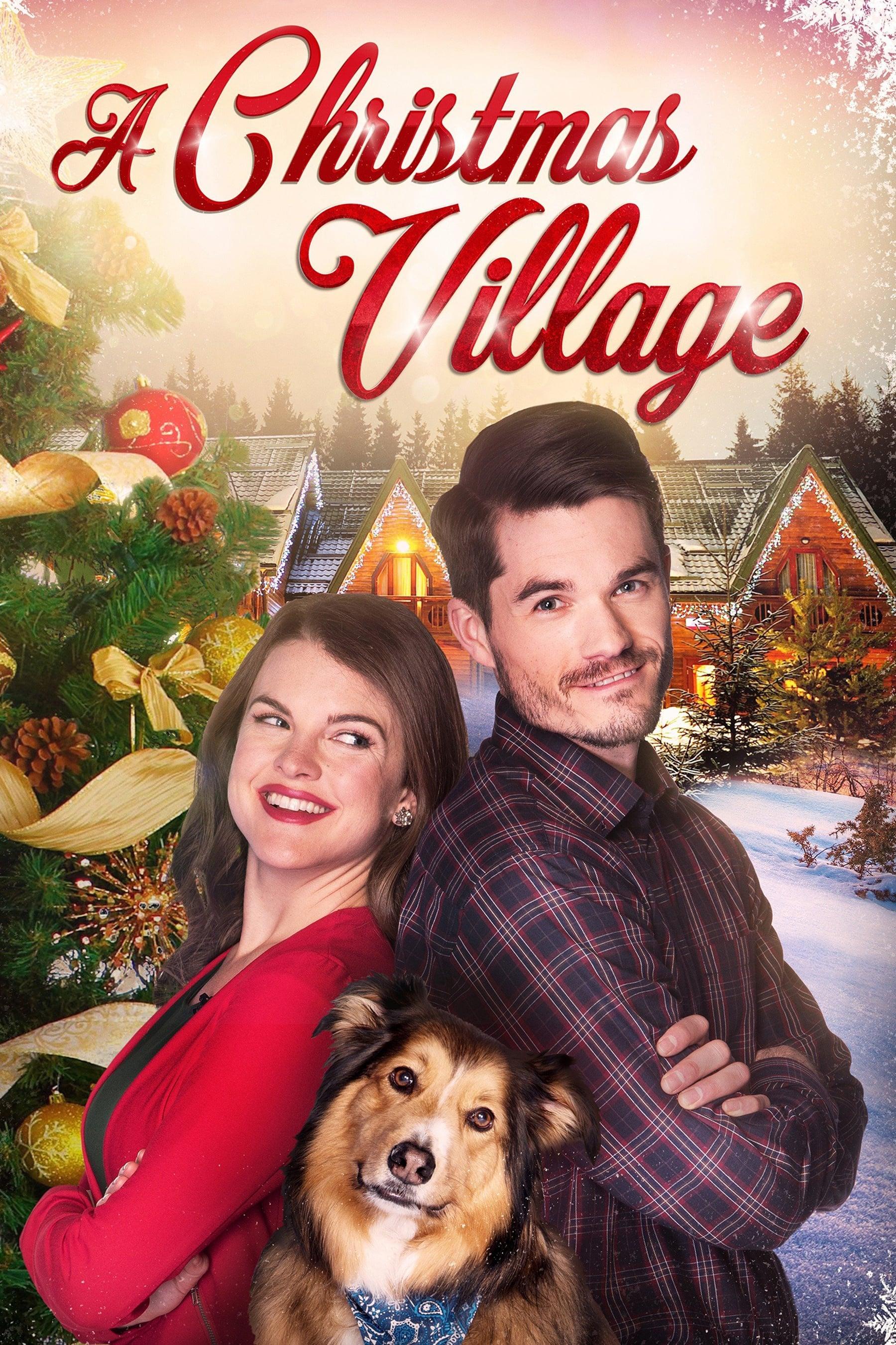 A Christmas Village on FREECABLE TV