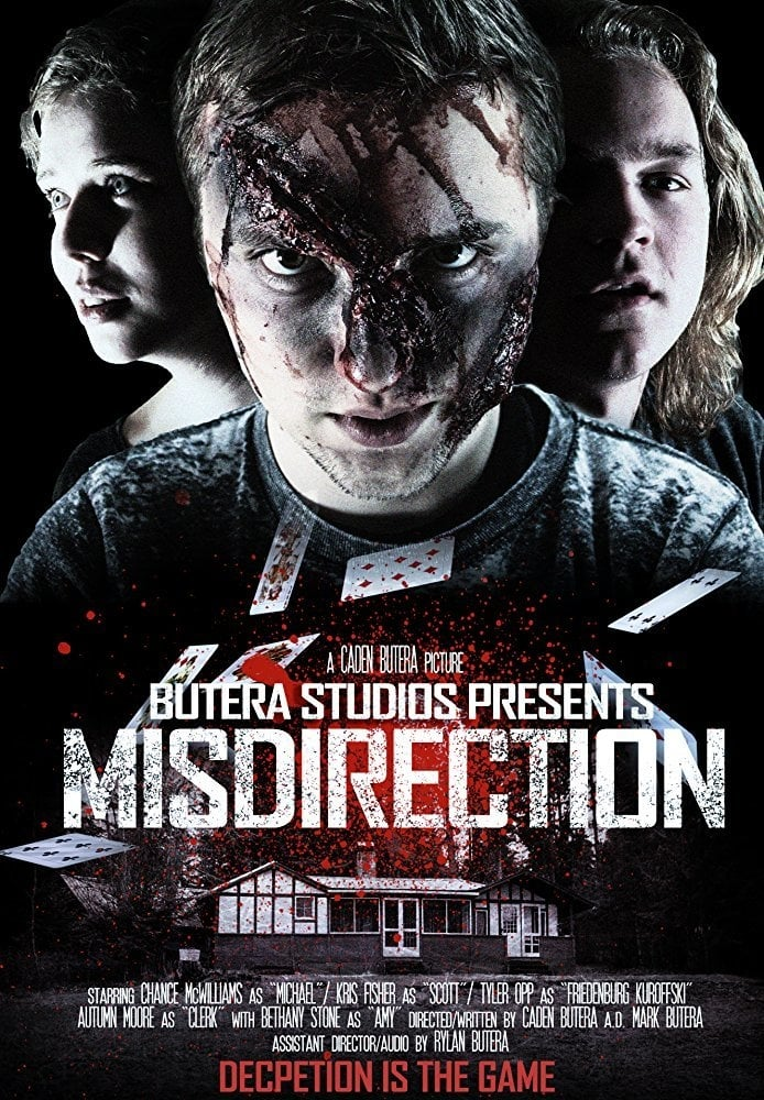 Ver Misdirection: The Horror Comedy Online HD Español ()