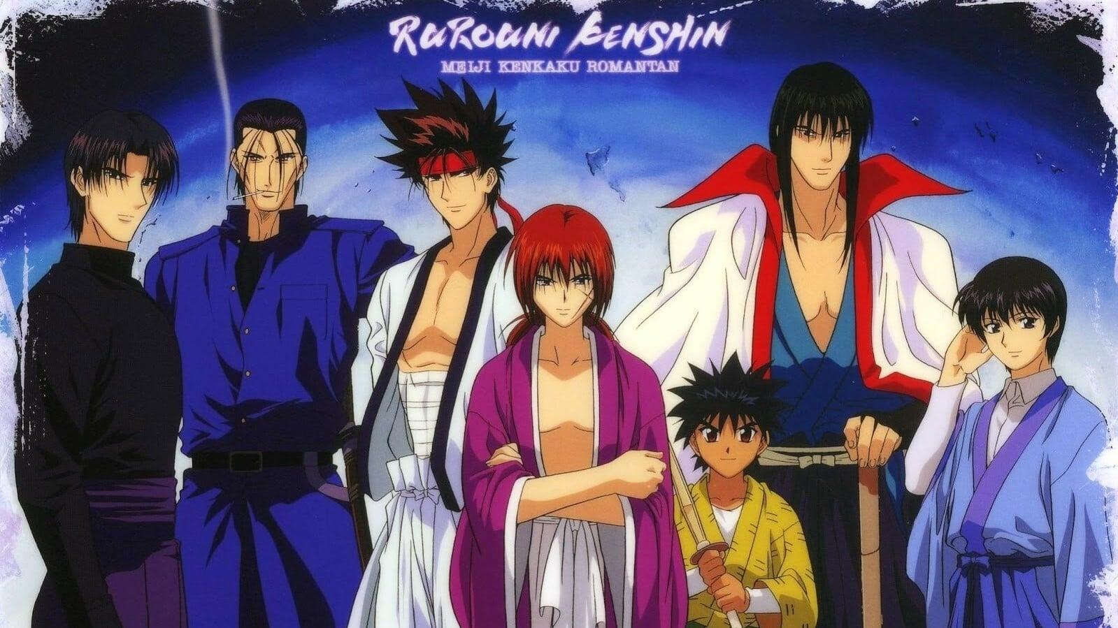 Rurouni Kenshin: Requiem for the Ishin Patriots (1997)