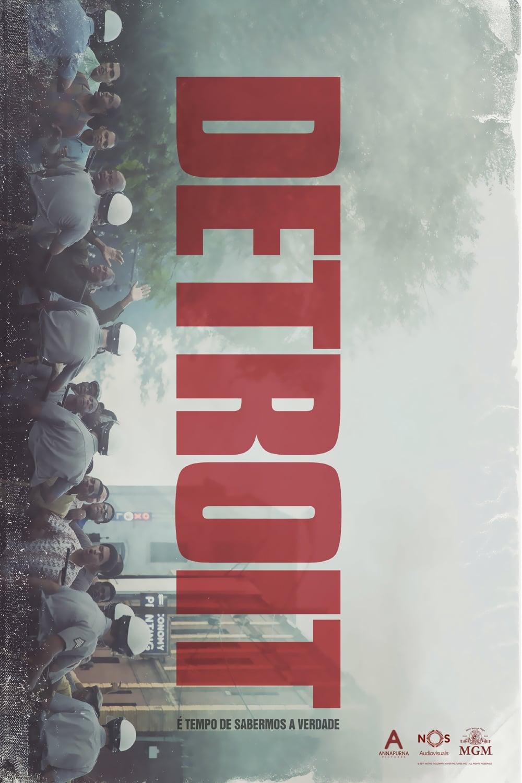 Detroit em Rebelião – Dublado (2017)