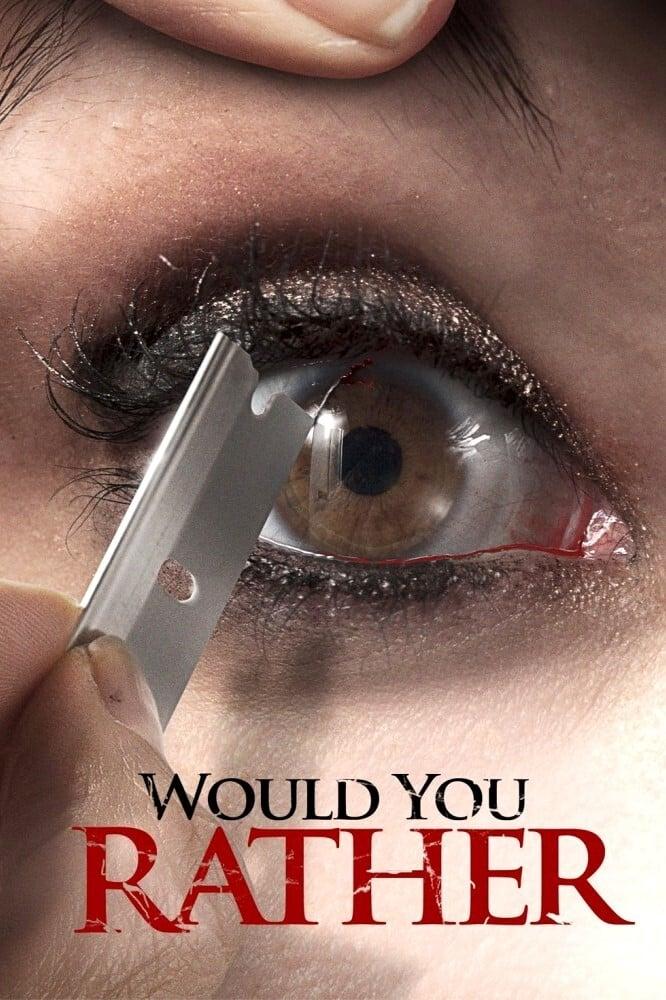 Tödliches Spiel – Would You Rather?