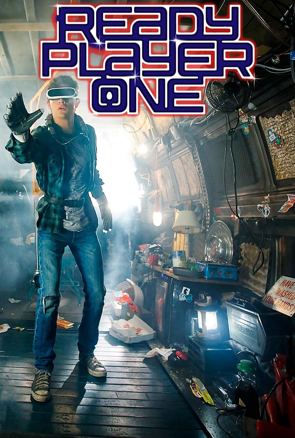Ready Player One (2018) - Posters — The Movie Database (TMDb)
