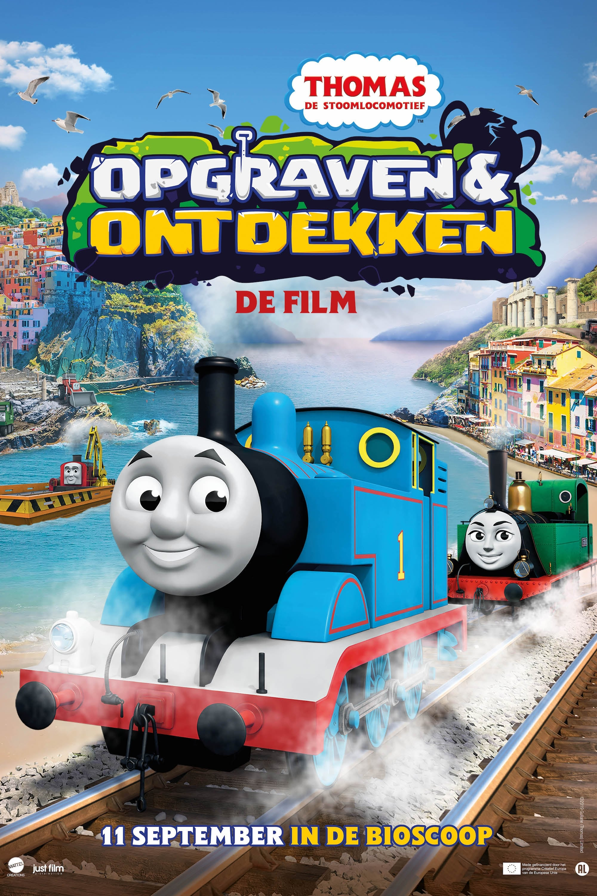 Thomas & Friends: Digs & Discoveries (2019)