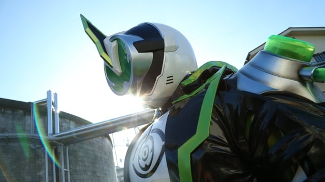 Kamen Rider Season 26 :Episode 16  Perfect! White Kamen Rider!
