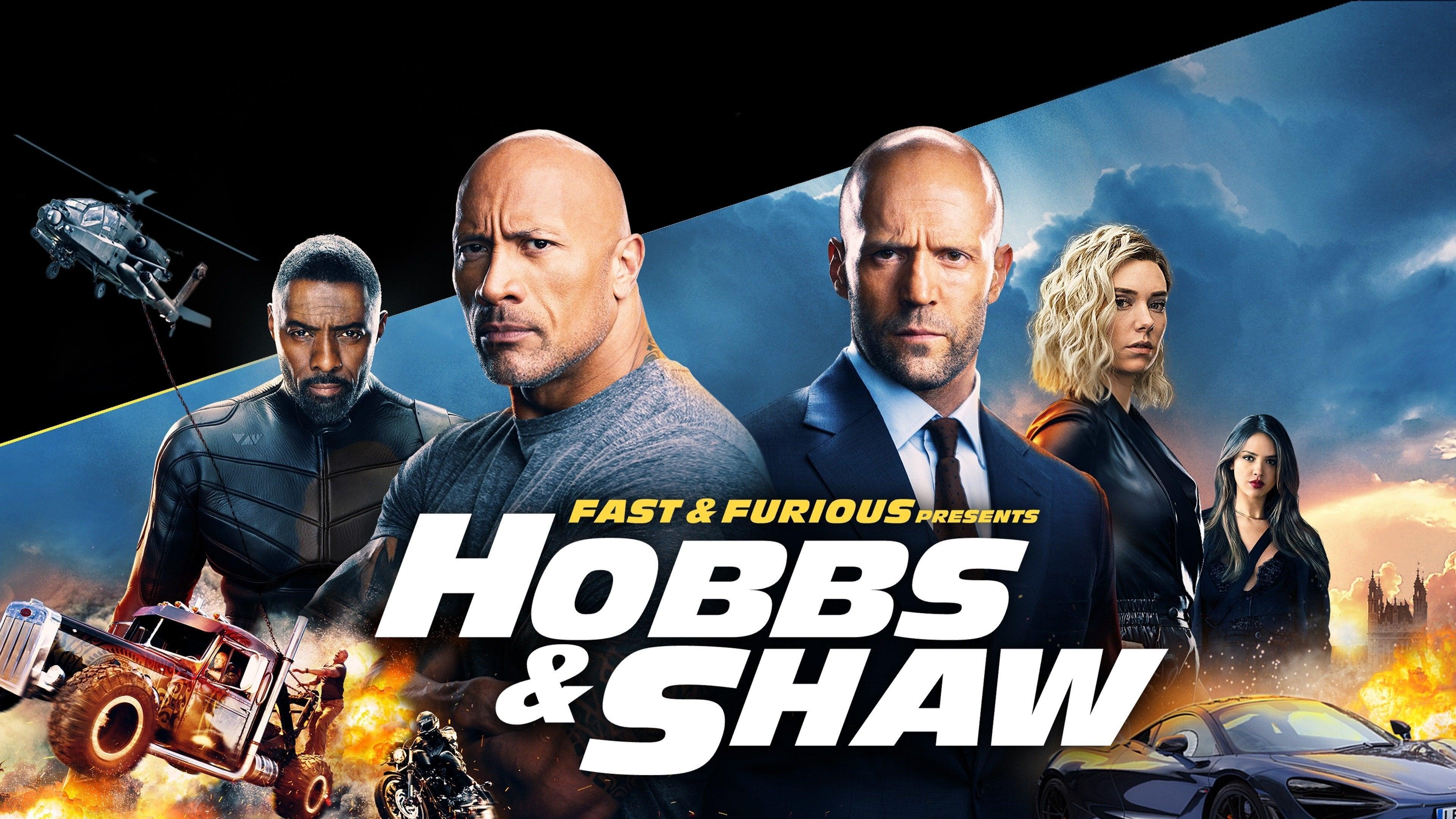 Бързи и яростни: Хобс и Шоу