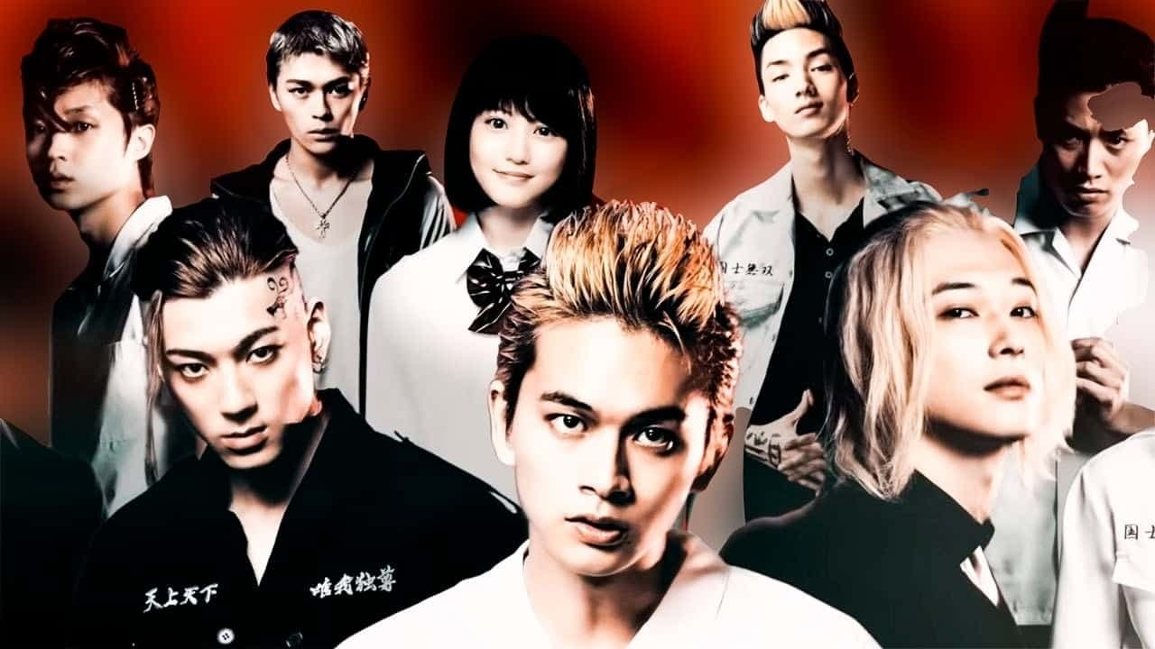 Watch Tokyo Revengers Online 1 Soap2day Com