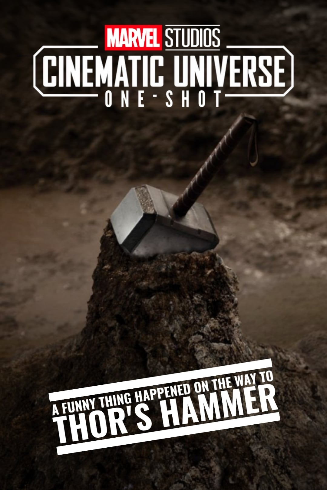 Marvel One-Shot: A Funny Thing Happened on the Way to Thor's Hammer