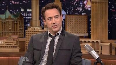 The Tonight Show Starring Jimmy Fallon Season 1 :Episode 141  Robert Downey Jr., Ira Glass, Big & Rich