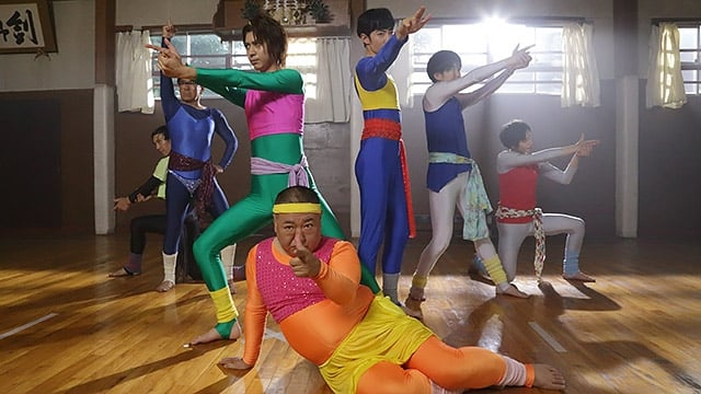 Super Sentai Season 42 :Episode 27  Dancing Yes-Man