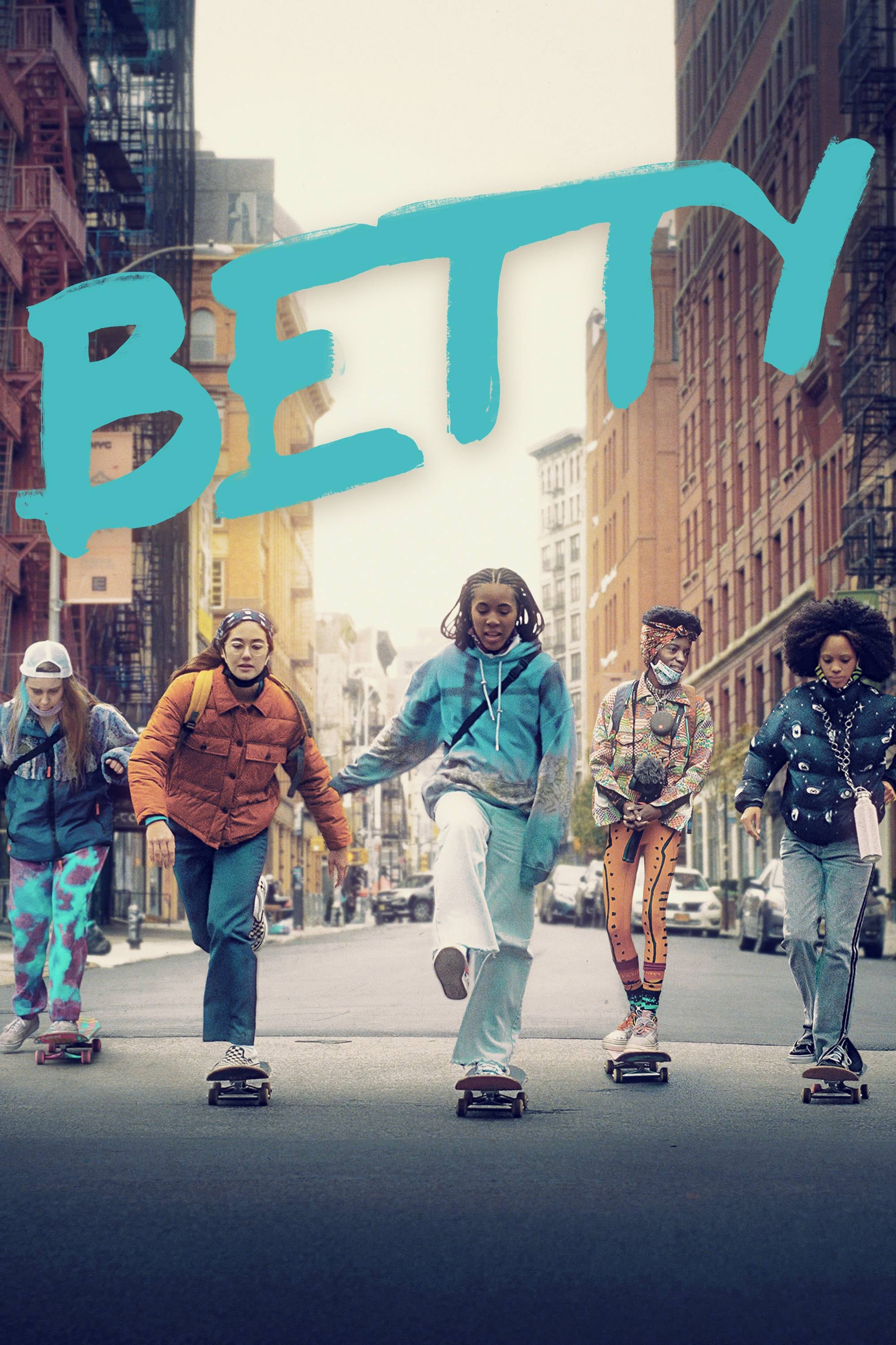 Betty TV Shows About New York City