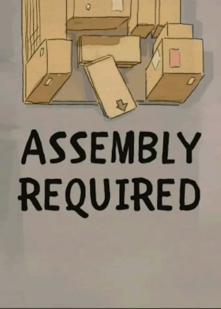 We Bare Bears: Assembly Required (2017)