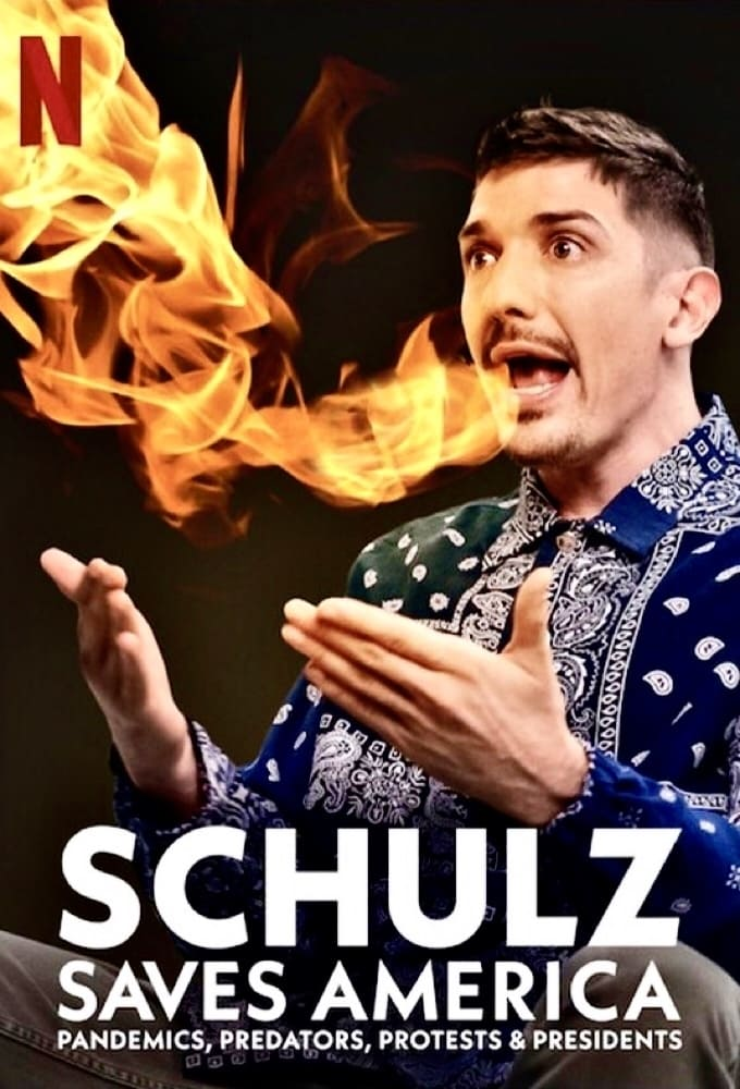 Schulz Saves America TV Shows About Dark Comedy