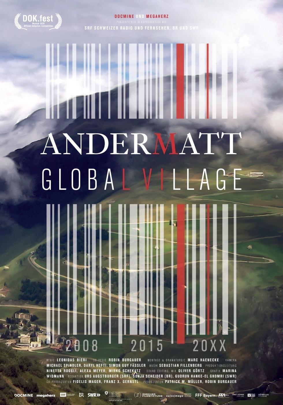 Ver Andermatt: Global Village Online HD Español (2015)