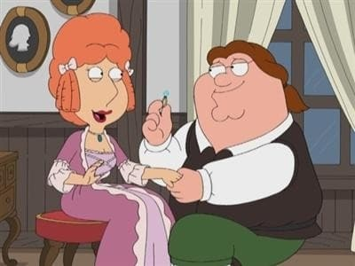 Family Guy Season 7 :Episode 16  Peter's Progress