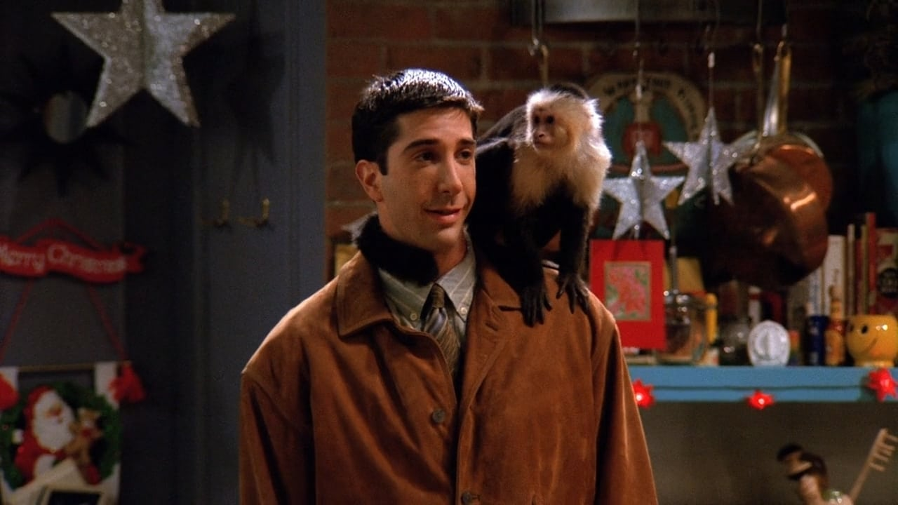 Friends Season 1 :Episode 10  The One with the Monkey