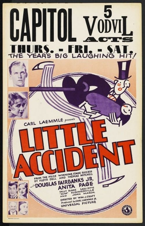 Ver Little Accident Online HD Español (1930)