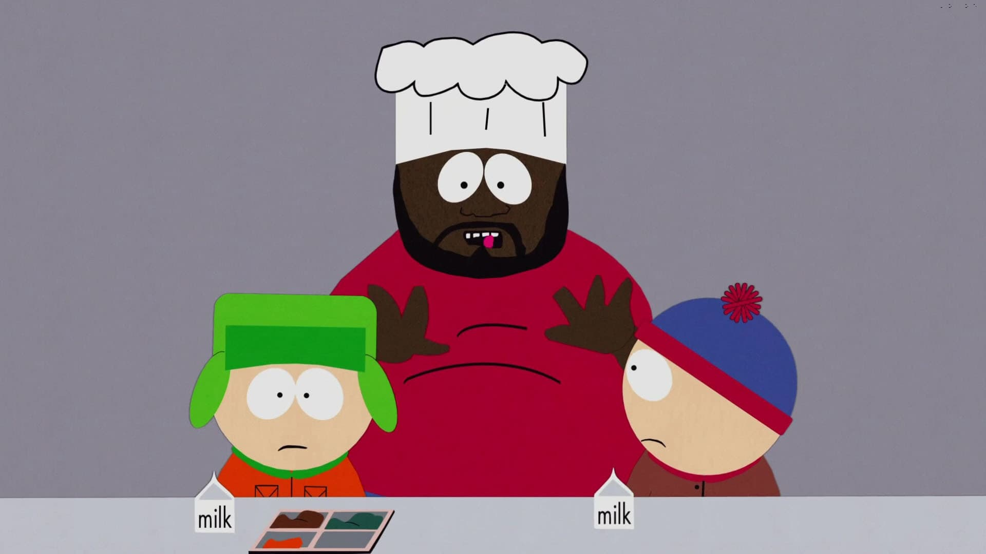 South Park - Season 1 Episode 2 : Weight Gain 4000