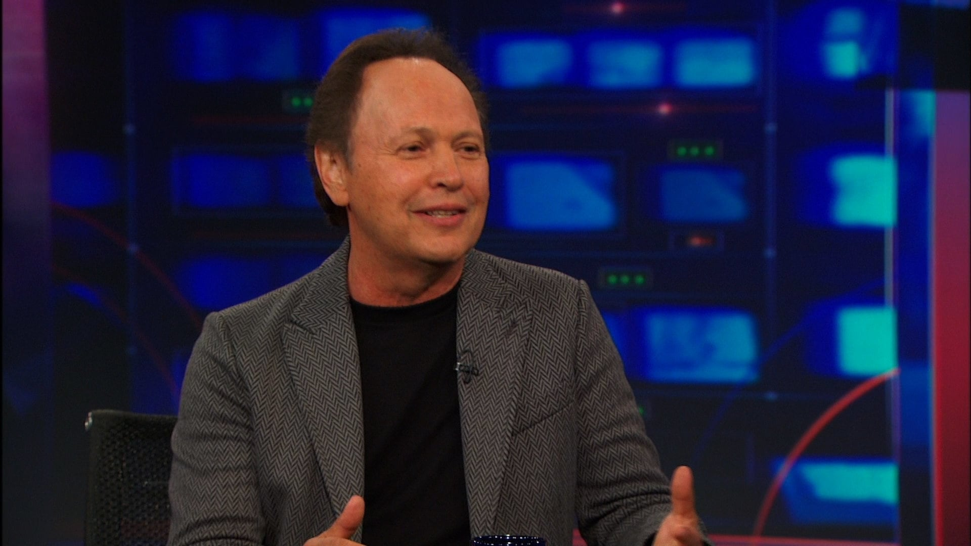 The Daily Show with Trevor Noah Season 18 :Episode 151  Billy Crystal