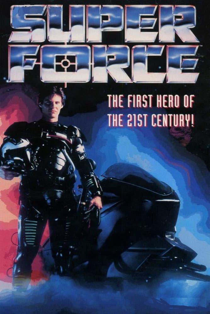 Super Force TV Shows About Vigilante