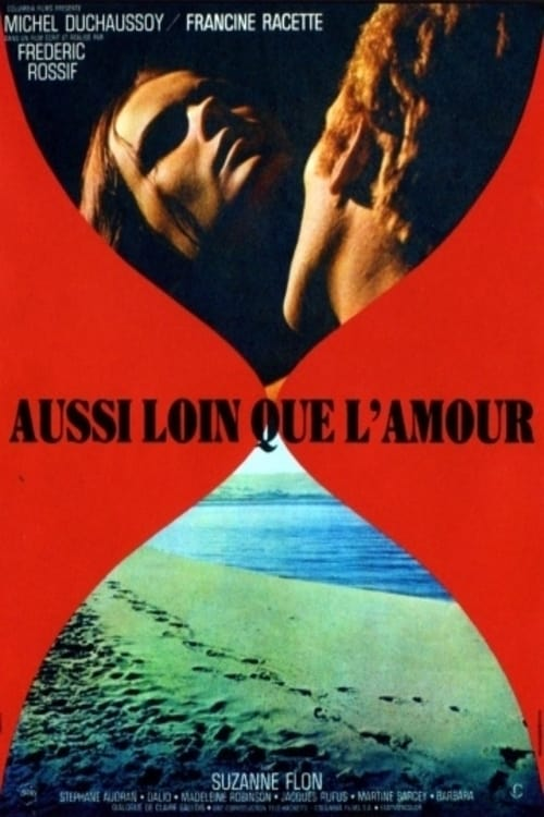 Ver Aussi loin que l'amour Online HD Español (1971)