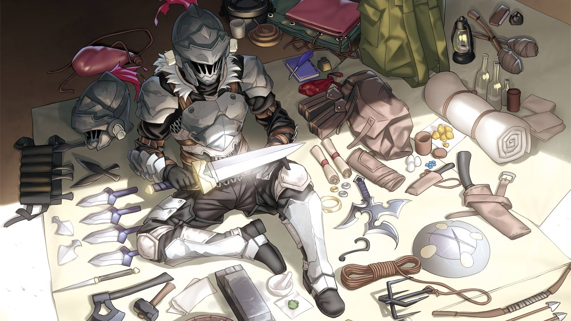 Goblin Slayer Tv Series 2018-2018 - Backdrops  The Movie Database Tmdb-8086