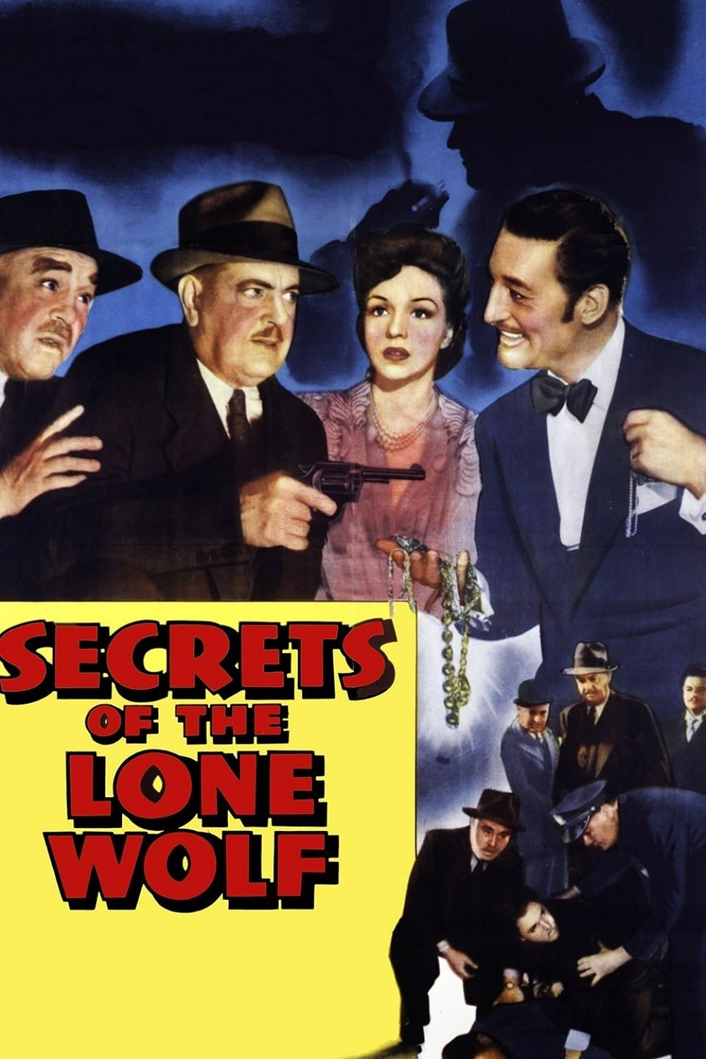 Secrets of the Lone Wolf (1941)