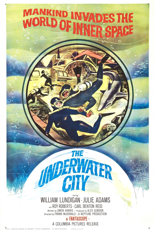 The Underwater City (1962)