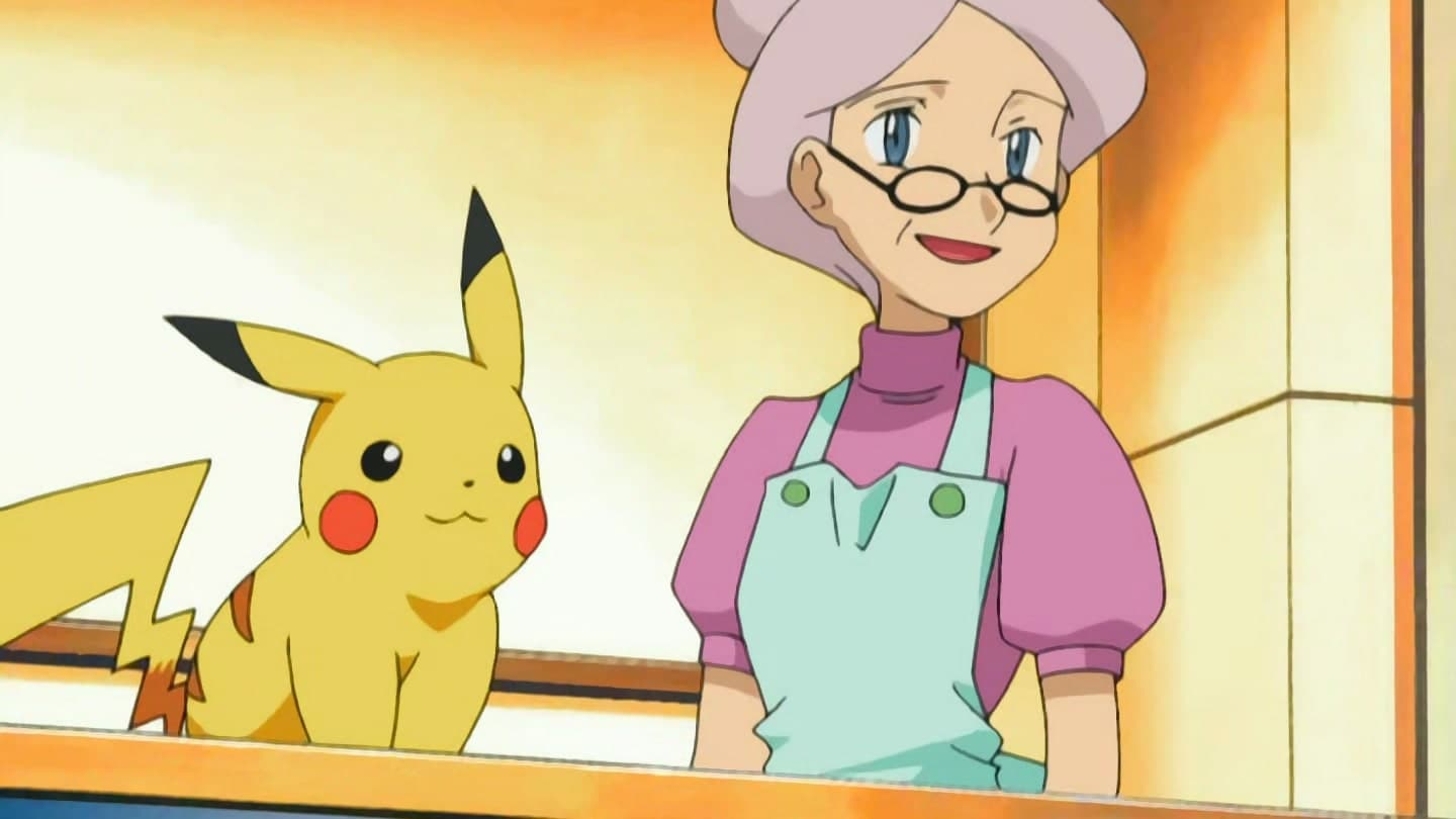 Pokémon Season 10 :Episode 24  Cooking Up a Sweet Story!