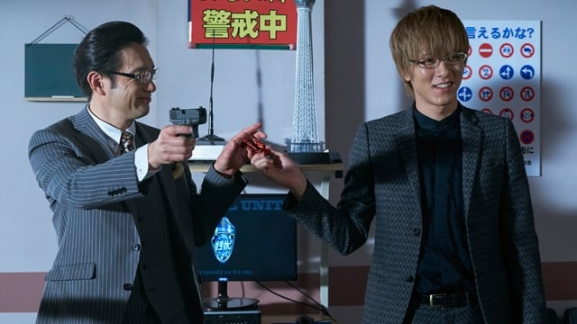Kamen Rider Season 25 :Episode 36  Where Does the Bullet Guide Justice?