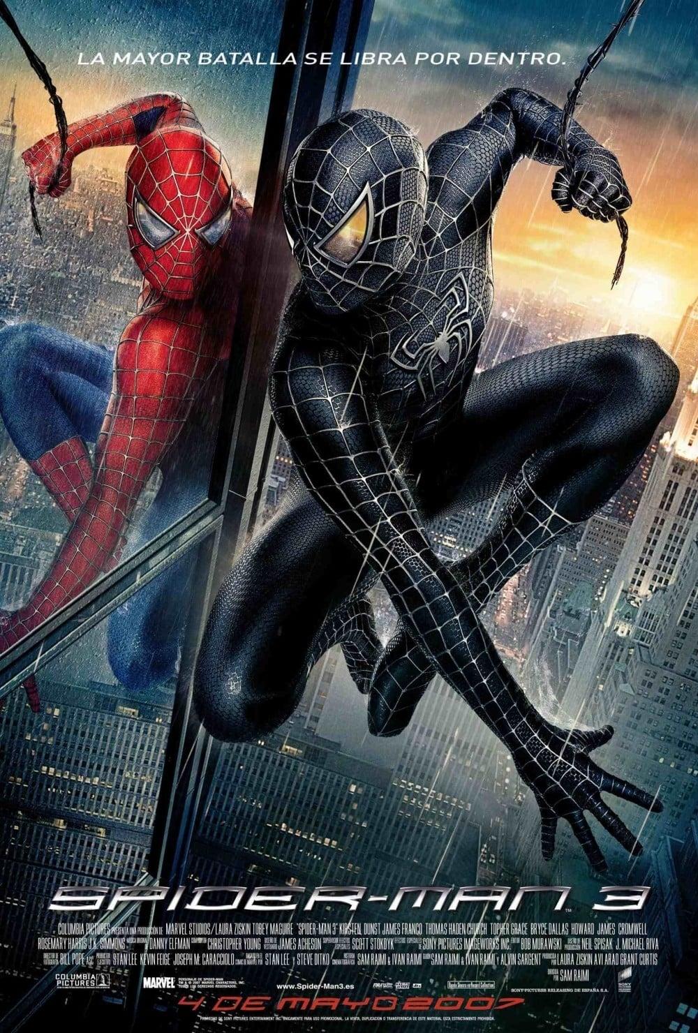 Ver Spider-Man 3 Online HD Español (2007)