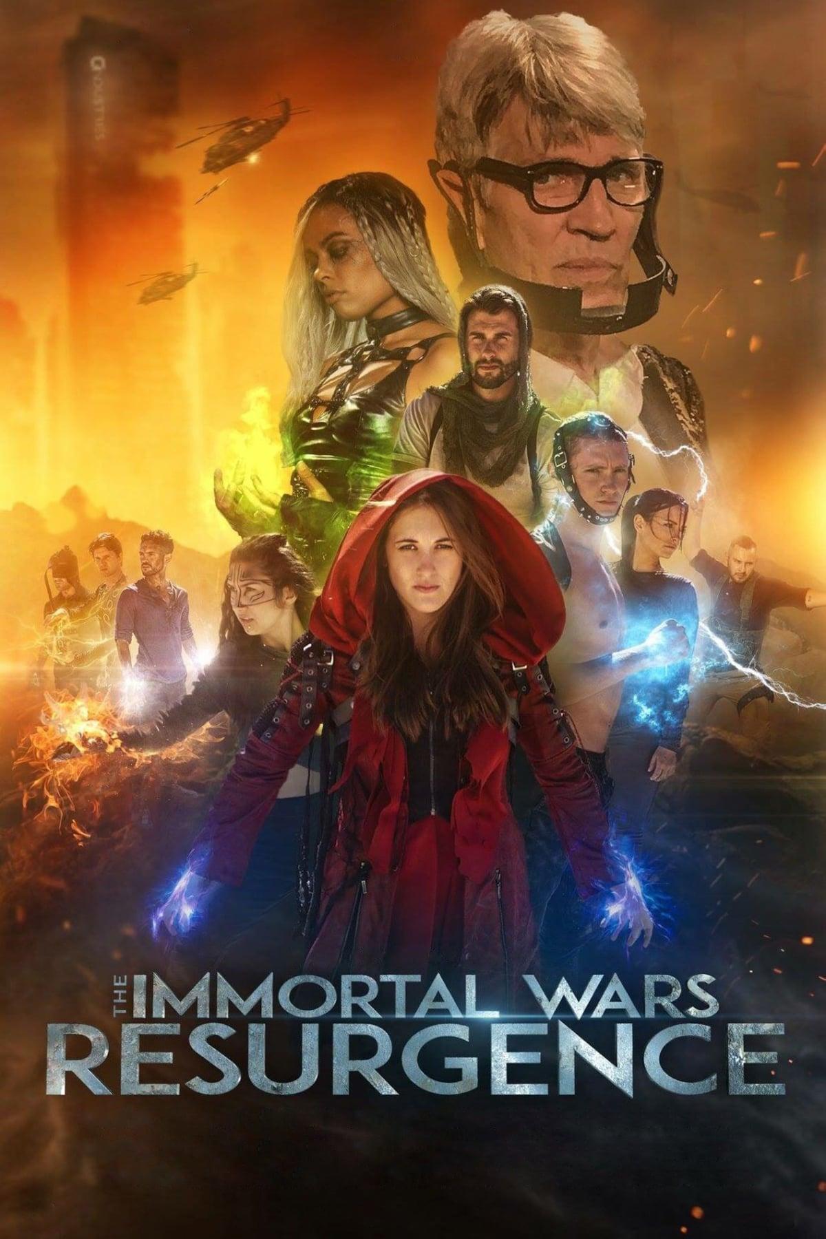 Watch The Immortal Wars: Resurgence Online