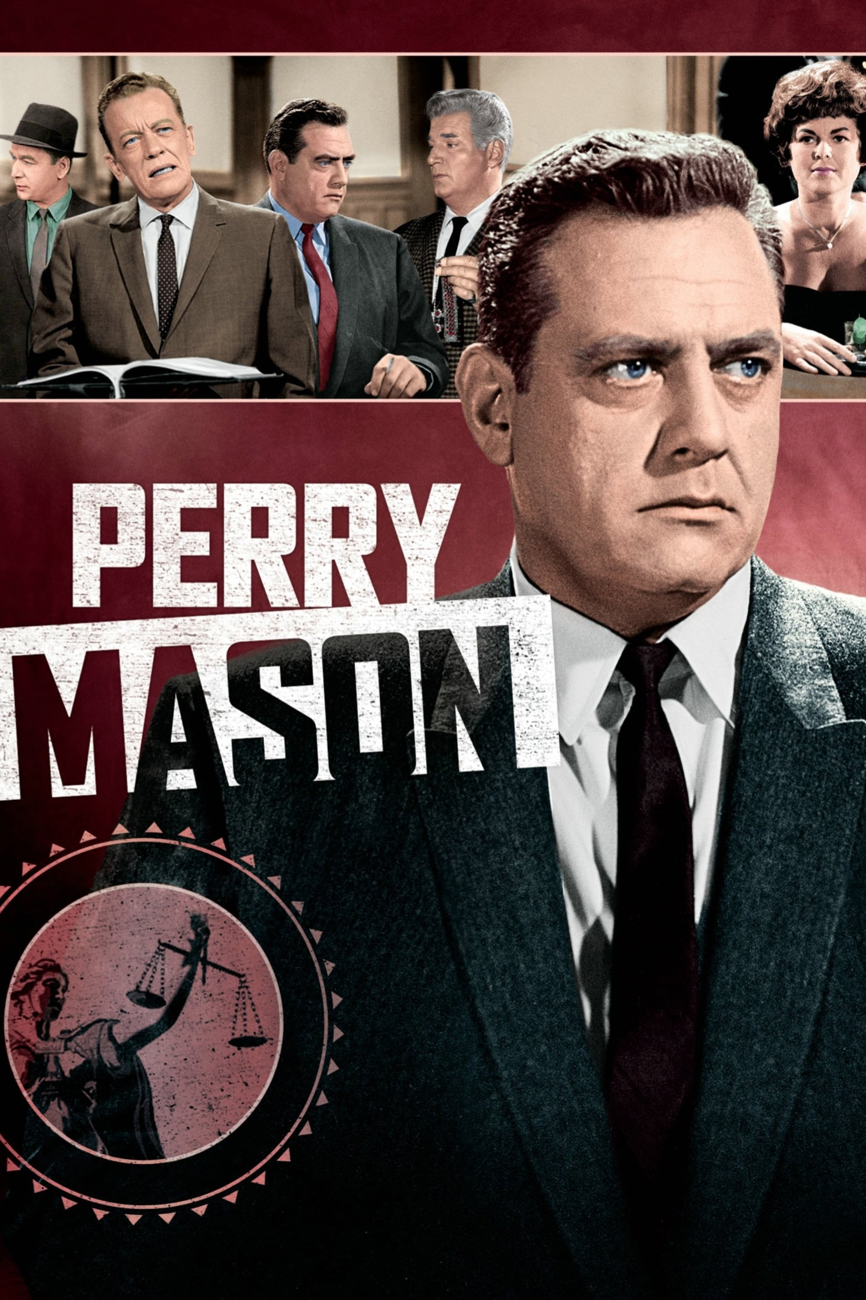 Perry Mason series tv complet