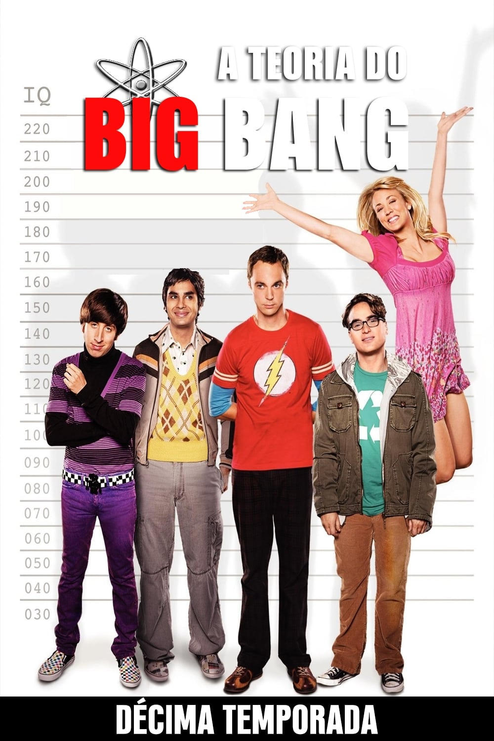 The Big Bang Theory 10ª Temporada Torrent (2016) Dublado Legendado 720p Download