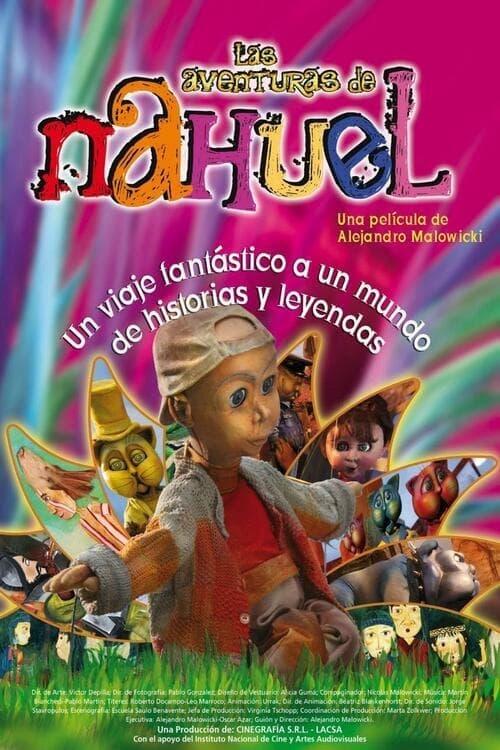 Las aventuras de Nahuel (2011)