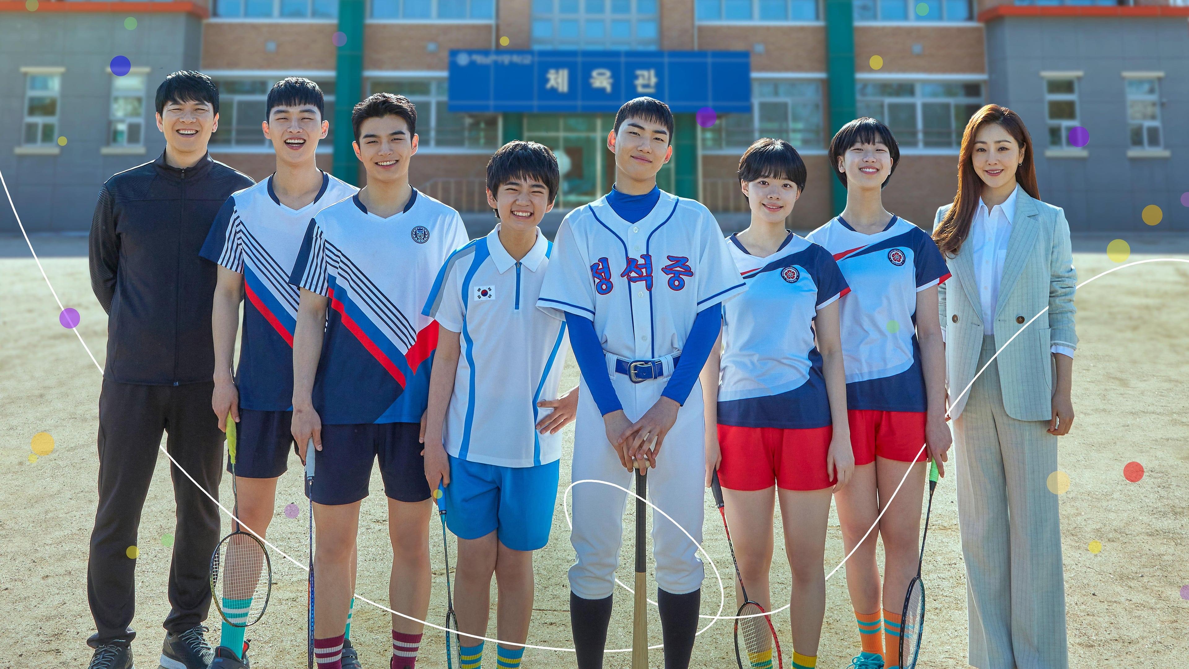 Bộ phim Hàn Quốc có rating cao Racket Boys