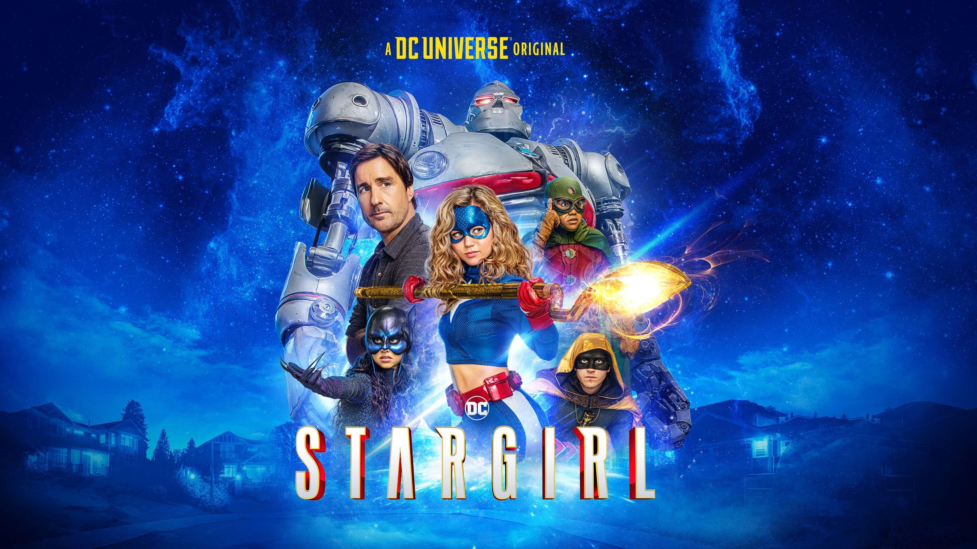 Stargirl (2020) (Serie de TV) WEB-DL 1080p Inglés-Castellano