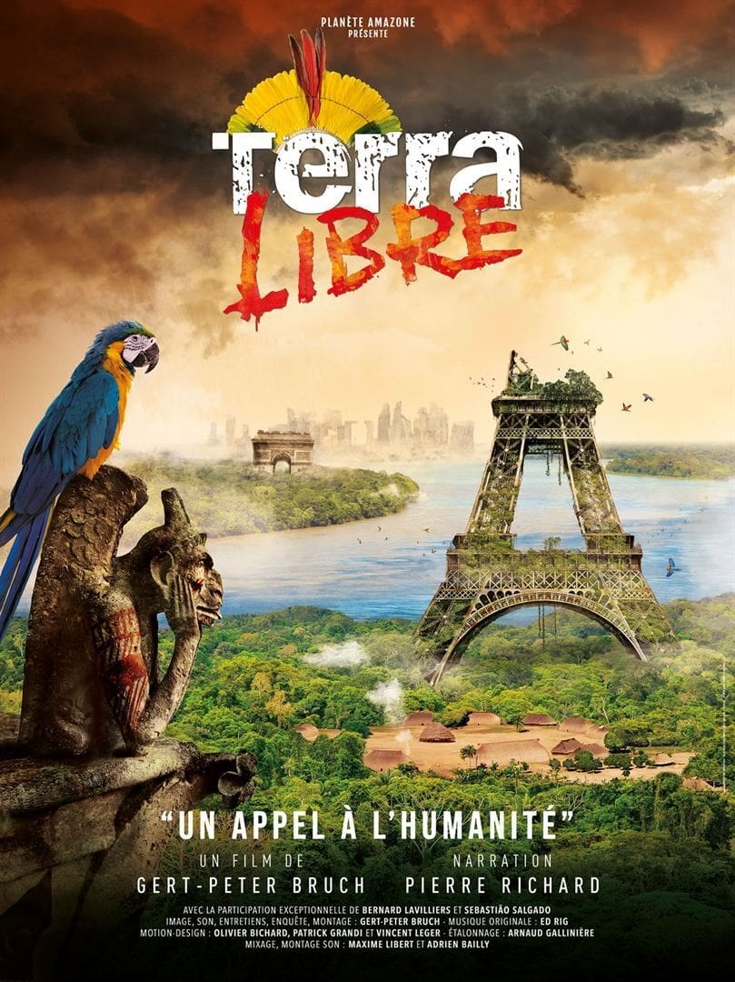 Terra Libre streaming sur zone telechargement