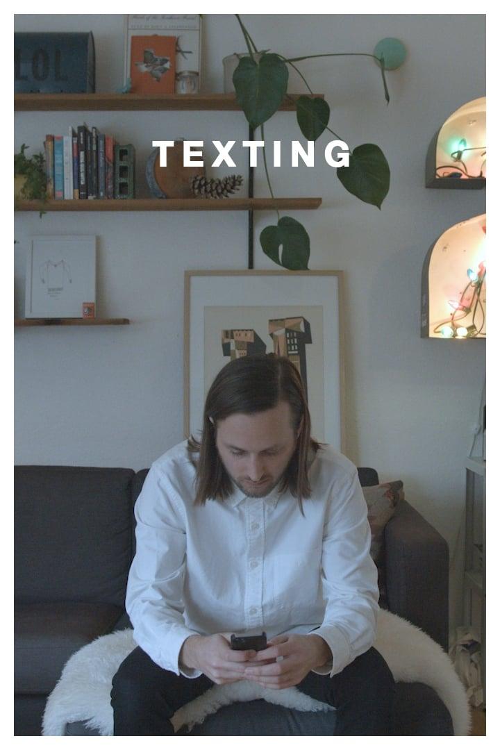 Ver Texting Online HD Español ()